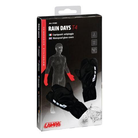 Copriguanti Rain Dreams 4 C/presa A 3 Dita Tg.unica Lampa 91305