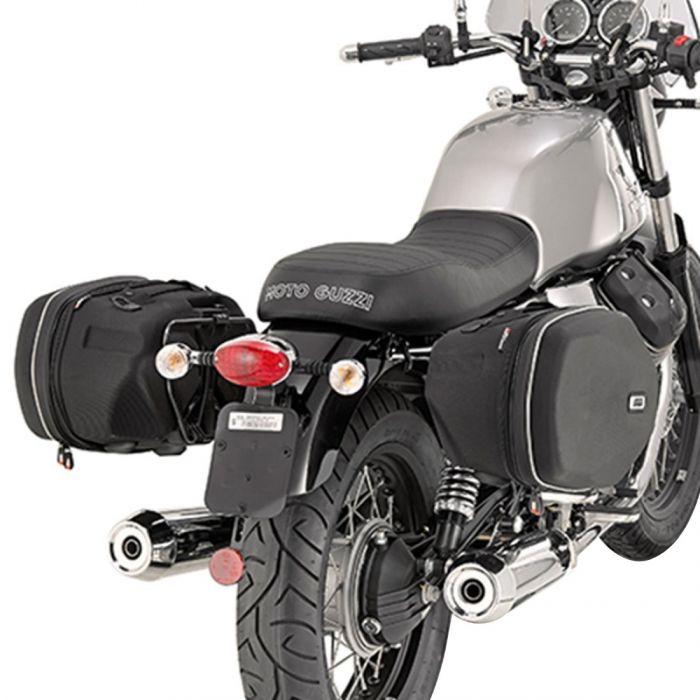 Givi Te8201 Telaietti Lat. Moto Guzzi V7 Nd