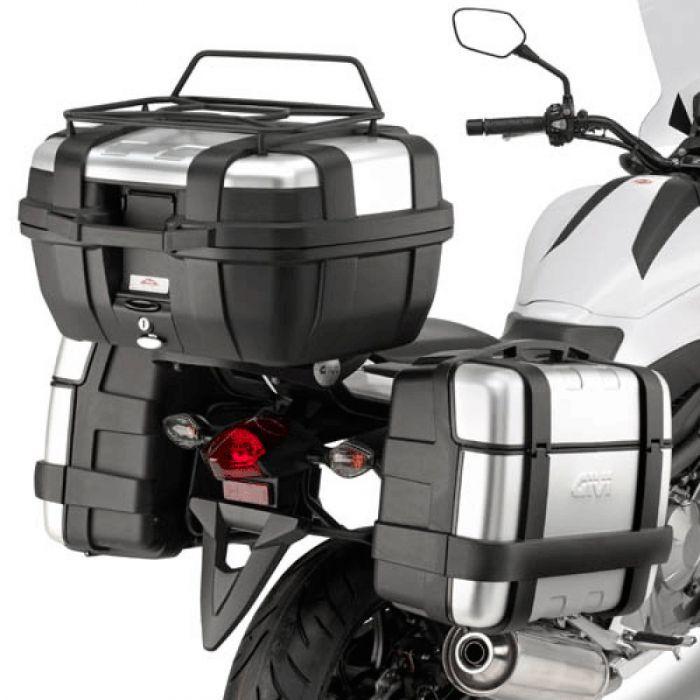 Portavalige Laterali Givi Pl1111 Honda Nc700x 2012