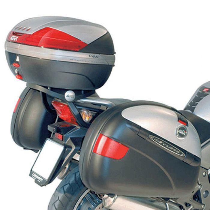 Portavalige Laterali Givi Pl174 Honda Cbf500-600'04