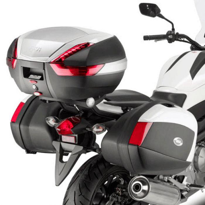 Portavaligie Laterale Givi Plx1111 Honda Nc700x 2012