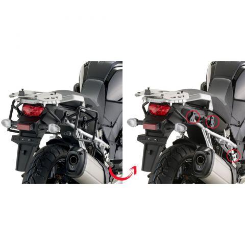Givi Plr3105 Portav.laterale Suzuki Dl1000