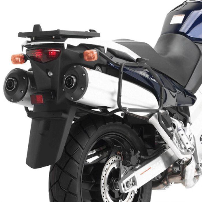 Portavaligia Laterale Givi Pl528 Suzuki Dl1000 02 Nd
