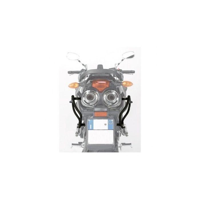 Portavalige Laterali Givi Plx528 Suzuki Dl 1000 V-strom 02/06 Nd