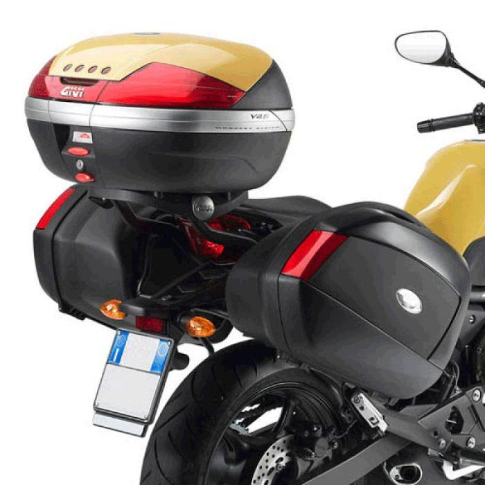 Portav. Laterale Givi Yamaha Xj6 600'09 Nd