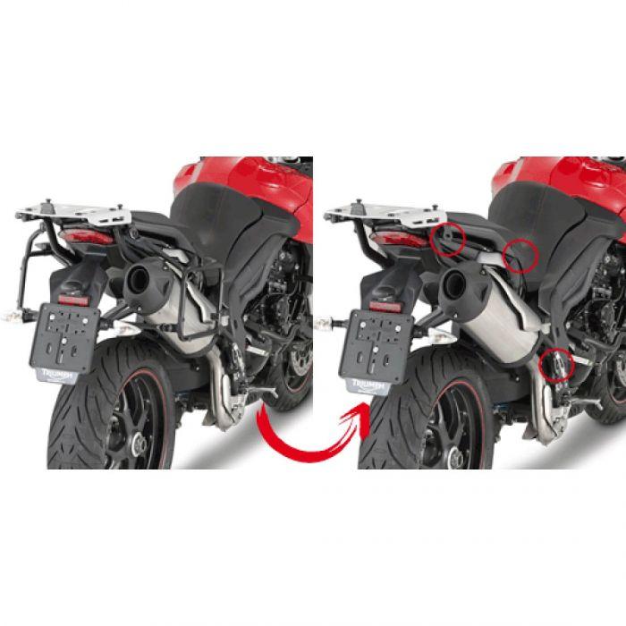 Givi Plr6404 Portav.laterale Triumph Tiger Nd