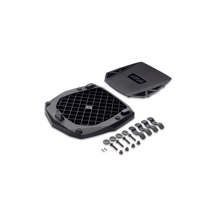 Piastra Universale Givi E251 Monokey Completa Di Kit Fis