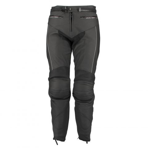Pantalone In Pelle Tecnico Arlen Ness 1275 Nero