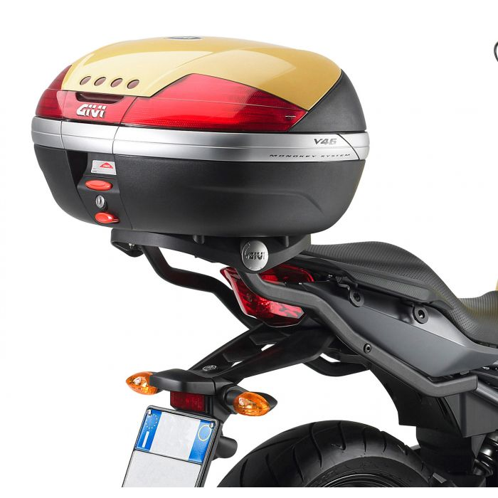 Attacco Laterale Givi Monorack Yamaha Xj6 600 09/11