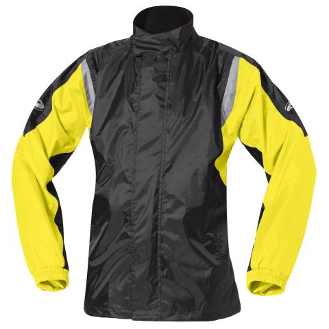 Giacca Held Mistral Ii Impermeabile 100% Giallo Fluo Nero