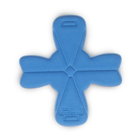 Sottocasco Oj Flower Blu