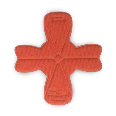 Sottocasco Oj Flower Arancione