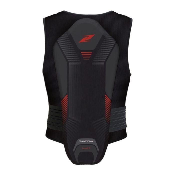 Protezione Schiena Zandona Soft Active Vest Evo Kid X9 Nero