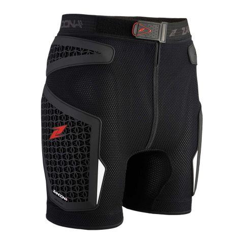 Zandona Netcube Shorts Pantaloncini Protezioni Nero