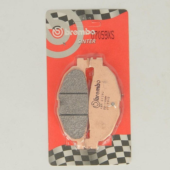 Set Pasticche Brembo 07059xs Sint. Scooter E Maxi Scooter