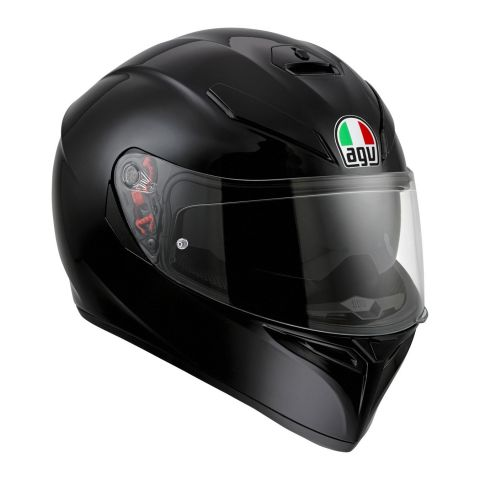 Casco Integrale Agv K3 Sv E2205 Solid Black