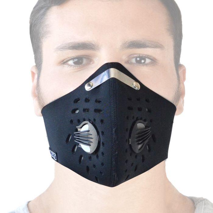 Maschera Antismog Tj Marvin Xs5 Nero
