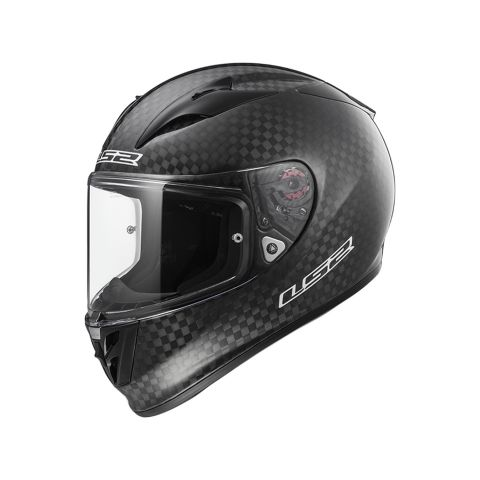 Casco Integrale Ls2 Ff323 Arrow C Evo Gloss Carbon