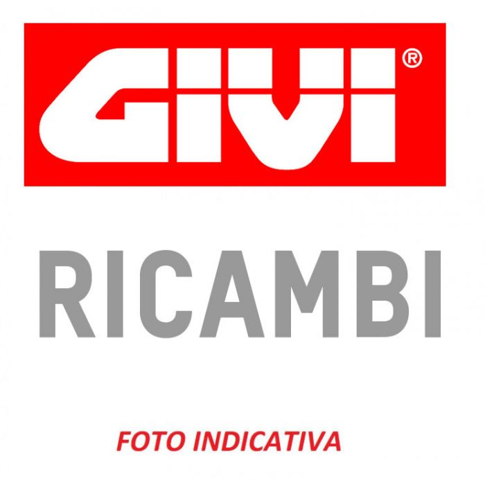 Givi Zxs318be Ricambio Coppia Cinghie Xs318 Nd