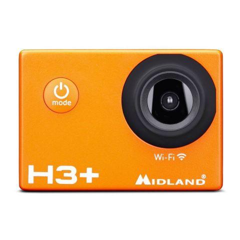 Action Camera Midland H3+ Videocamera Hd