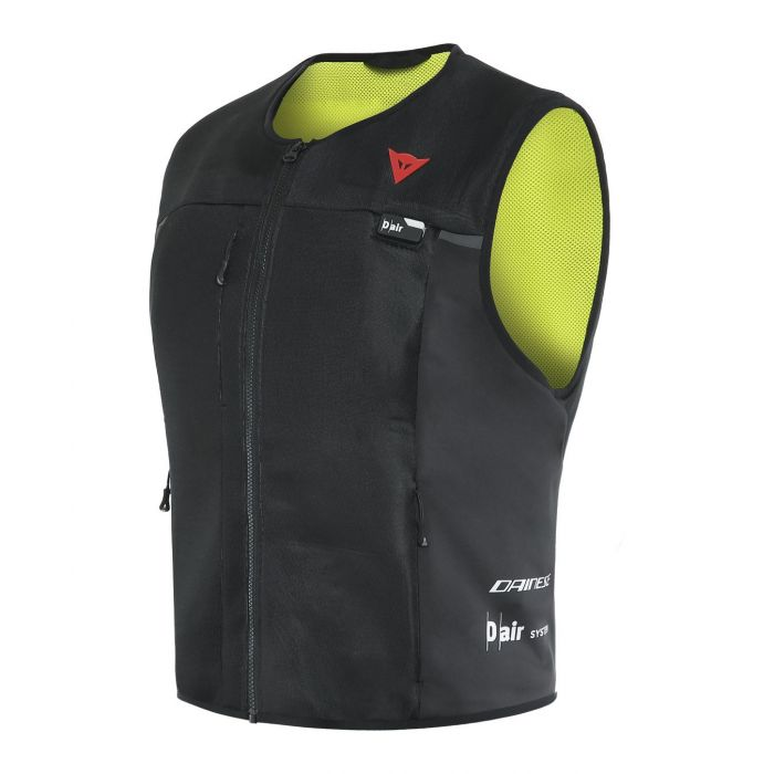 Airbag Dainese Smart Jacket D-air Black Yellow Fluo
