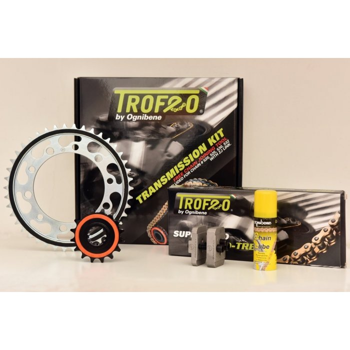 Kit Professionale Trofeo Ktm 950 Duke  Cod. 255450000