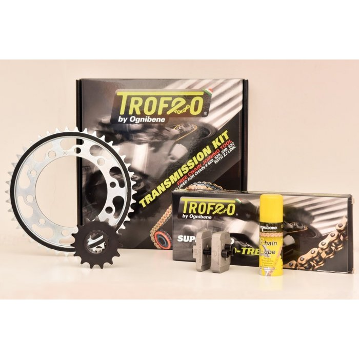 Kit Professionale Trofeo Kawasaki 600...