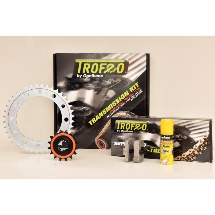 Kit Professionale Trofeo Hyosung 650...