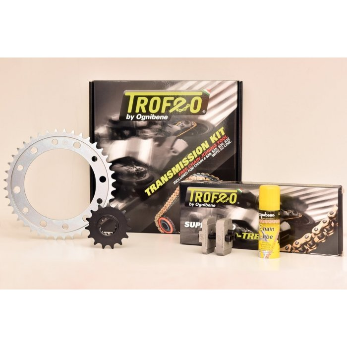 Kit Professionale Trofeo Kymko 250...
