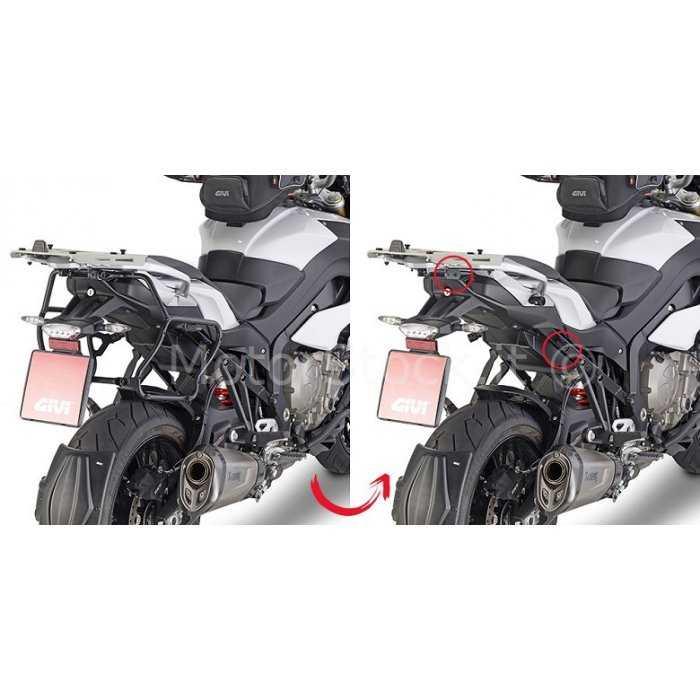 GIPLXR5119.jpg| GIVI PLXR5119 PORTAV LATERALE BMW S1000XR'15