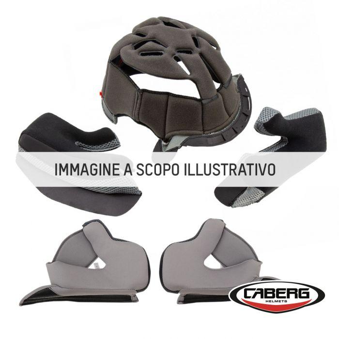 Imbottitura Cinturino Taglia M/l/xl/xxl Per Caberg Drift/drift Evo