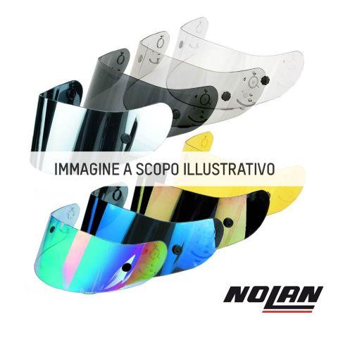 Nolan Visiera Silver Per N87/plus