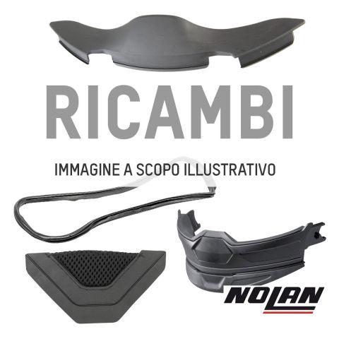 Placchette Black Per Casco Nolan N40/full