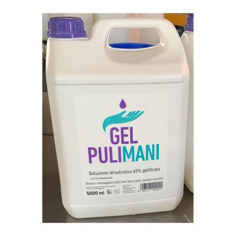Gel Pulimani Igienizzante 5lt