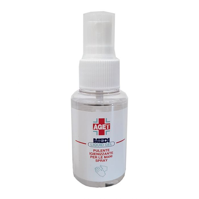 Antibatterico Igienizzante Per Mani Spray 60ml
