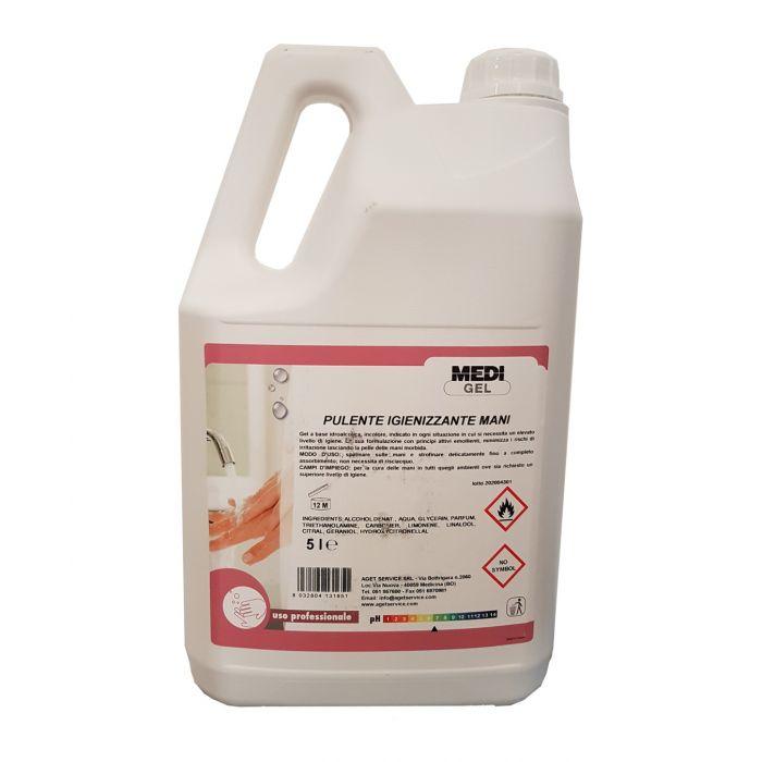 Antibatterico Igienizzante Per Mani Tanica 5 Litri