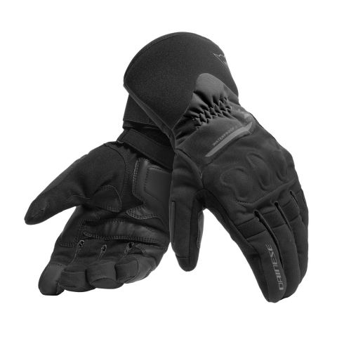 Guanti Dainese X-tourer D-dry Black/black
