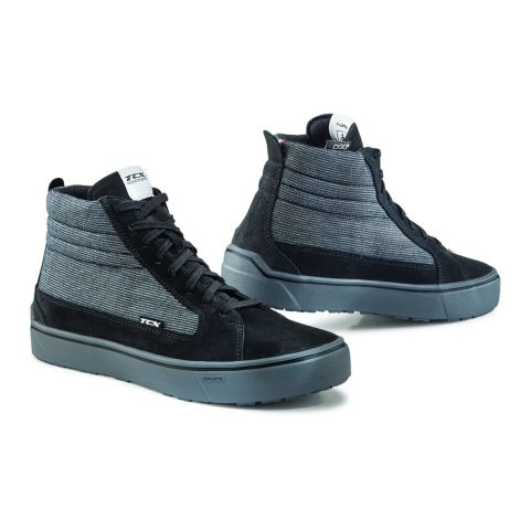Scarpe Tcx Lifestyle 9409w Street 3 Tex Wp Black/grey