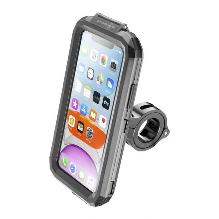 Custodia E Staffa Interphone Icase Per Iphone 11 Pro Max