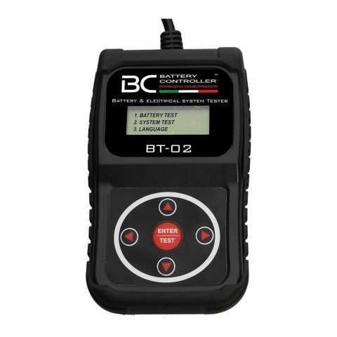 Bc Tester Batterie 6/12v 40-2000 Cca
