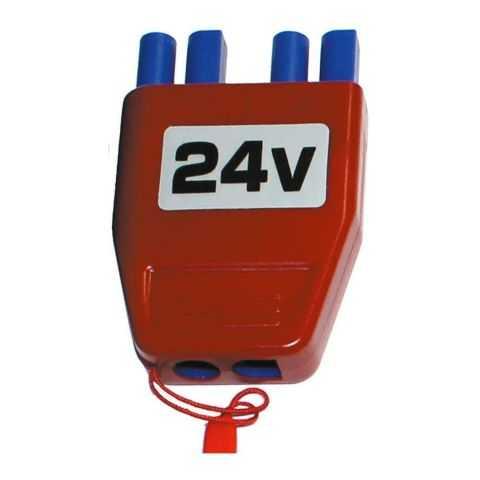 Connettore 24v Per Bc K10000 Pro