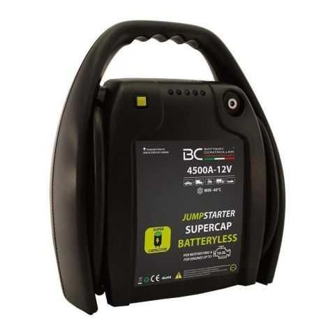 Bc Jumpstarter Supercap Batteryless 4500a-12v