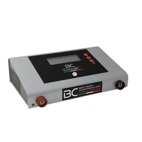 Bc X-pro 60-24 Caricabatteria E Stabilizzatore 24v 60a Piombo/litio