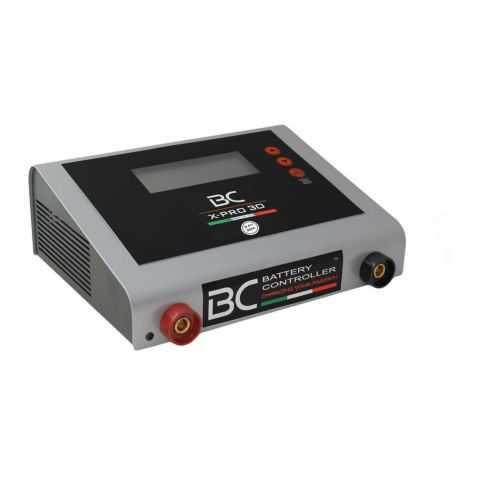 Bc X-pro 30-24 Caricabatteria E Stabilizzatore 24v 30a Piombo/litio