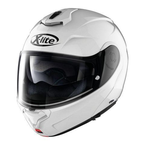 Casco X-lite Modulare X-1005 Elegance N-com Metal White
