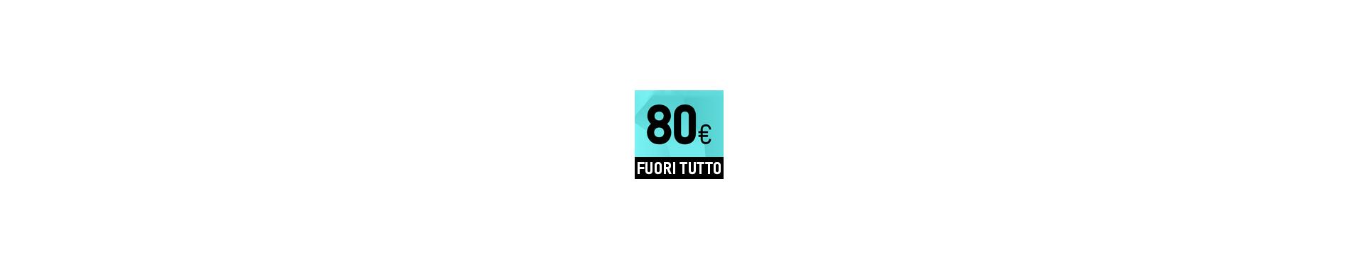 Fuori tutto Caschi per moto a 80 euro
