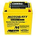 Batterie Moto AGM