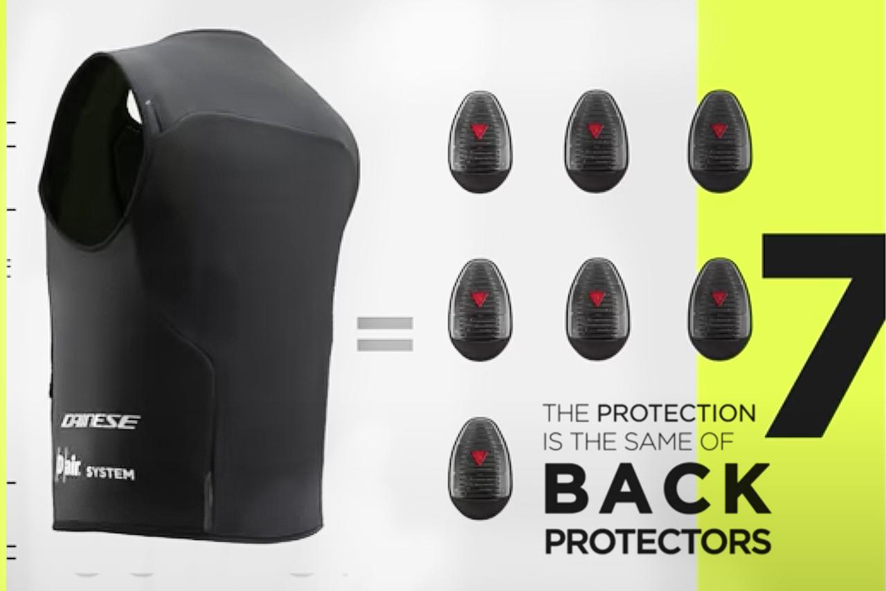 Dainese protezioni