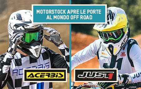 Off-road: apriamo al mondo del cross, dell'enduro e del supermotard